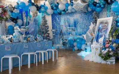 A Frozen Wonderland – Ivy's 5th Birthday