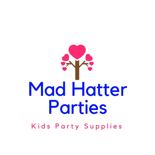 Mad Hatter Parties Kids Party Supplies ONLINE