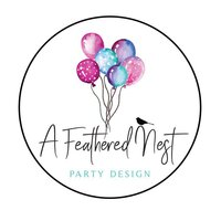 A Feathered Nest Party Design