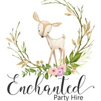 Enchanted Party Hire Logo