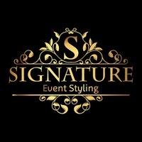 Signature Event Styling Logo