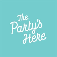 The Party's Here Logo