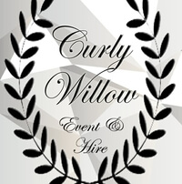 Curly Willow Event and Hire Logo